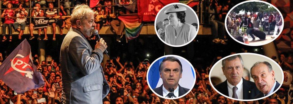Brasil renega passado e tenta dinamitar o futuro