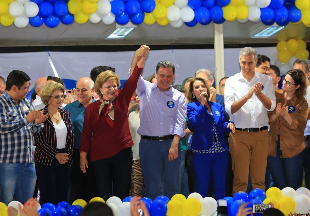 Senado: Marconi e Lúcia lideram no Ibope