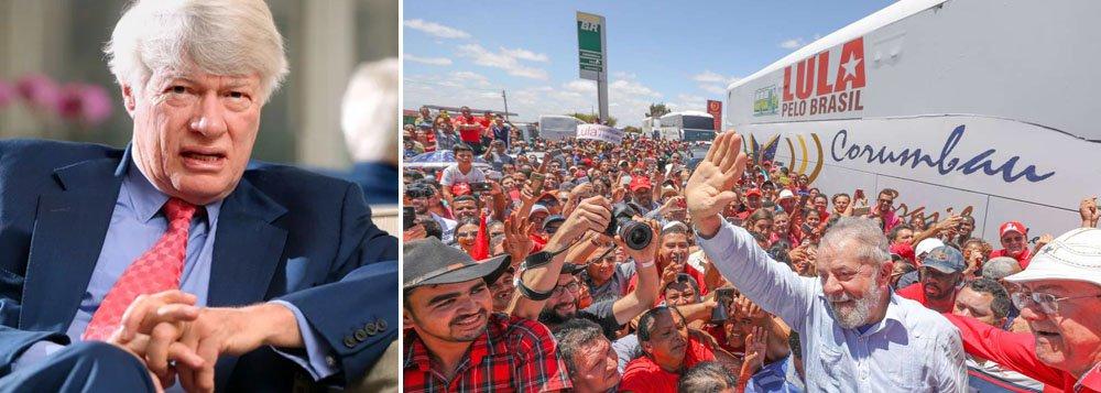 """""""É um grande dia para a democracia"""", diz advogado de Lula na ONU"""