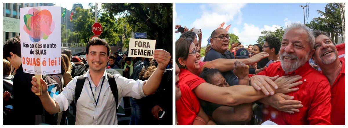 João Goulart Neto: perseguição a Lula é jogo sujo