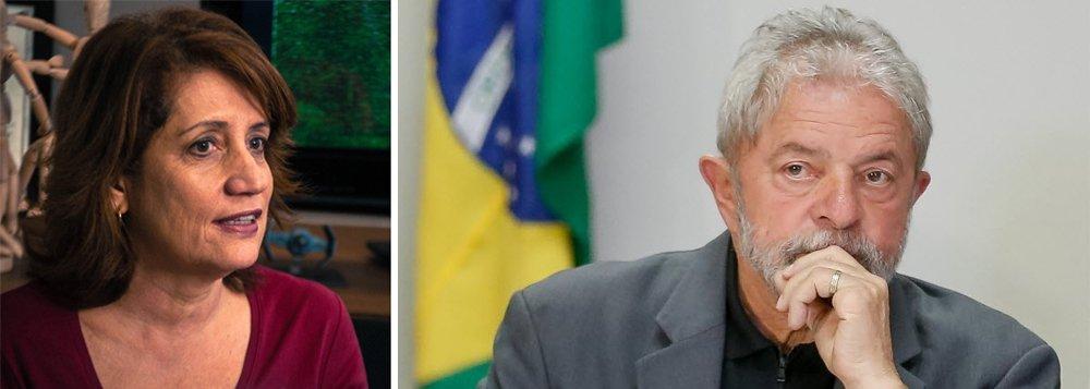 Lula na fake ficção de Míriam Leitão
