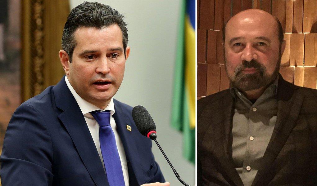 Ex-ministro de Temer escolhe irmão de PC Farias como suplente