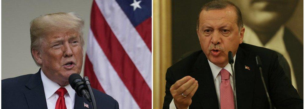 Turquia retaliará se EUA impuserem mais sanções, diz ministro