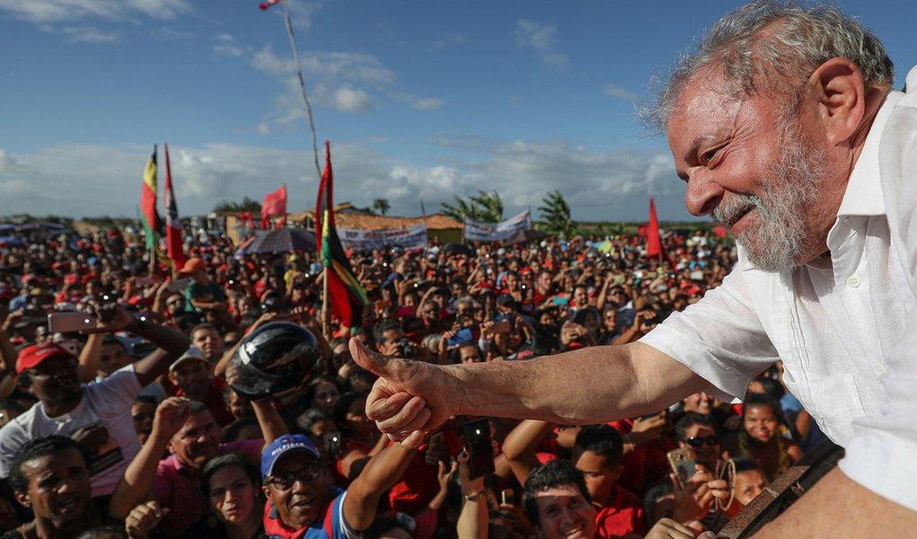Ibope/TV Gazeta: Lula lidera em Alagoas com 53%