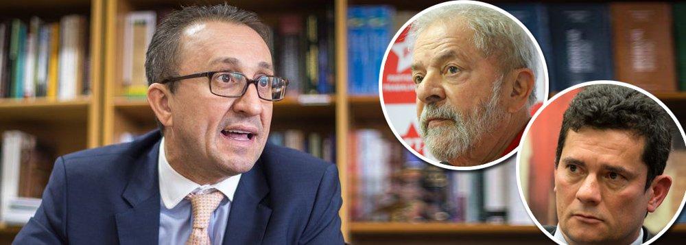 Ao CNJ, Favreto diz que Moro age como se fosse autoridade superior
