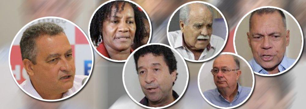 Candidatos ao governo se enfrentam em primeiro debate na Band
