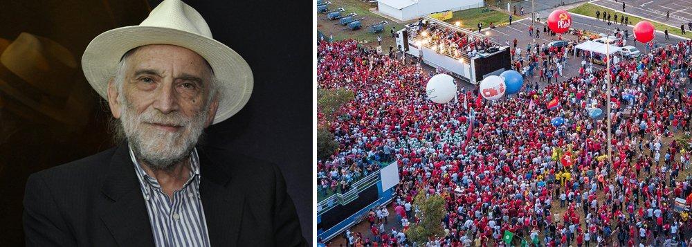 Solnik: registro da candidatura de Lula é algo inédito no mundo
