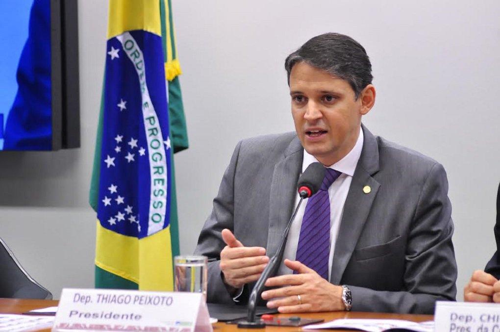 Thiago Peixoto explica desistência da candidatura
