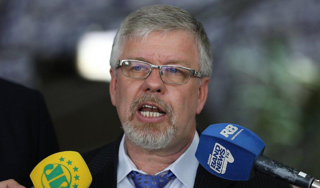 Marco Maia prevê ato histórico mundial em registro de Lula