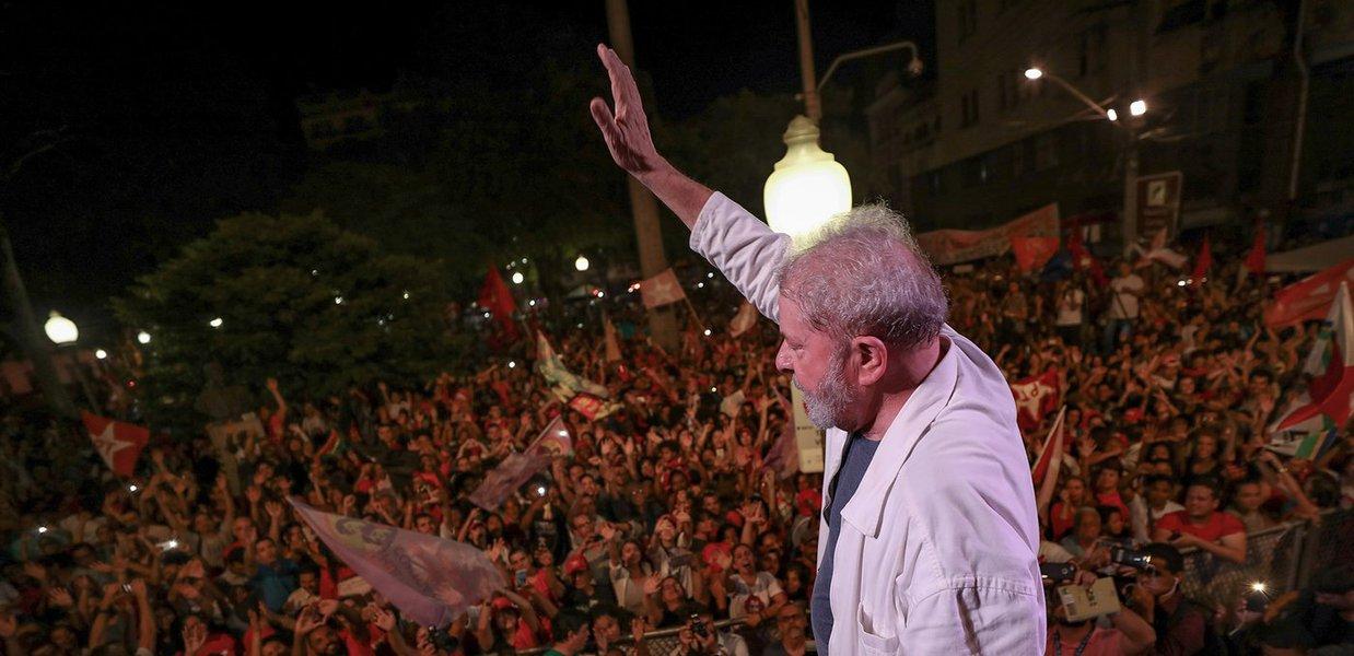 Consult: Lula ganha no 1º turno na Paraíba com 50,2% dos votos