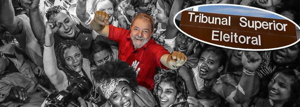 Nova pesquisa: Lula continua líder com folga, mesmo com todo cerco contra ele
