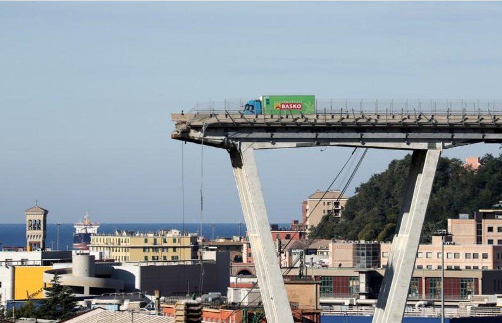 Número de mortes por queda de ponte na Itália sobe para 37