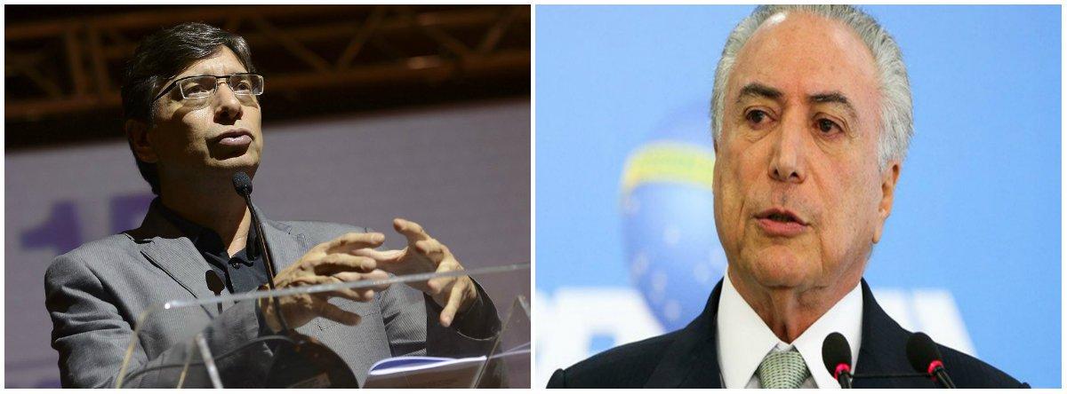 """Pochmann alerta para o """"fracasso do receituário neoliberal"""" de Temer"""