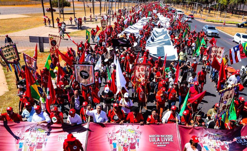 Uso da Força Nacional é para intimidar movimento sociais, diz advogado