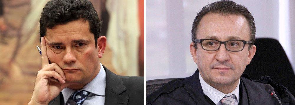 Juristas pela Democracia protocolam representação criminal contra Moro