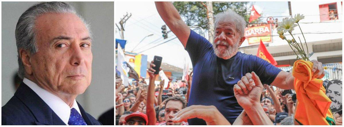 Pastorais sociais da Igreja Católica denunciam golpe e prisão de Lula