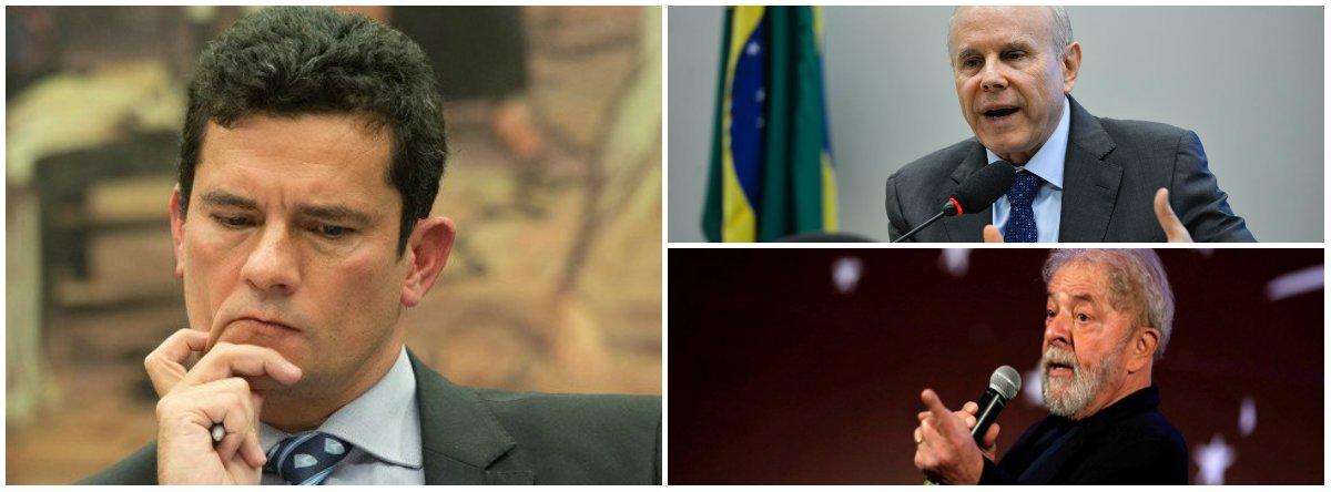 STF retira de Moro delação sobre Lula e Mantega