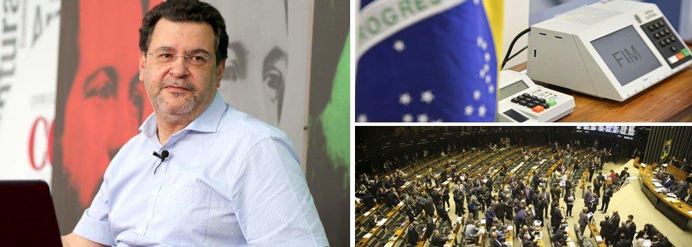 Rui Pimenta: o presidente que não rezar cartilha da direita será chantageado