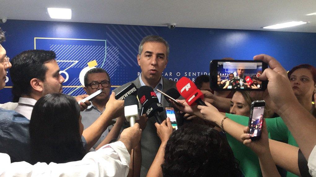 Zé Eliton defende governo ainda mais enxuto