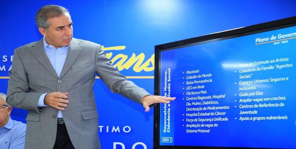 Eliton mostra os 5 pilares de seu plano de governo