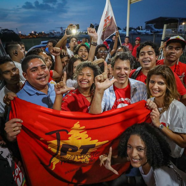 Haddad: gostaríamos que todas as emissoras cobrissem a campanha de Lula