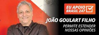 João Goulart Filho apoia o 247: permite estender nossas opiniões
