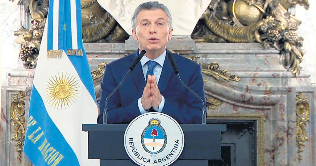 A Argentina de Macri, presidida pela lei do mercado, abole Ministérios fundamentais para a vida