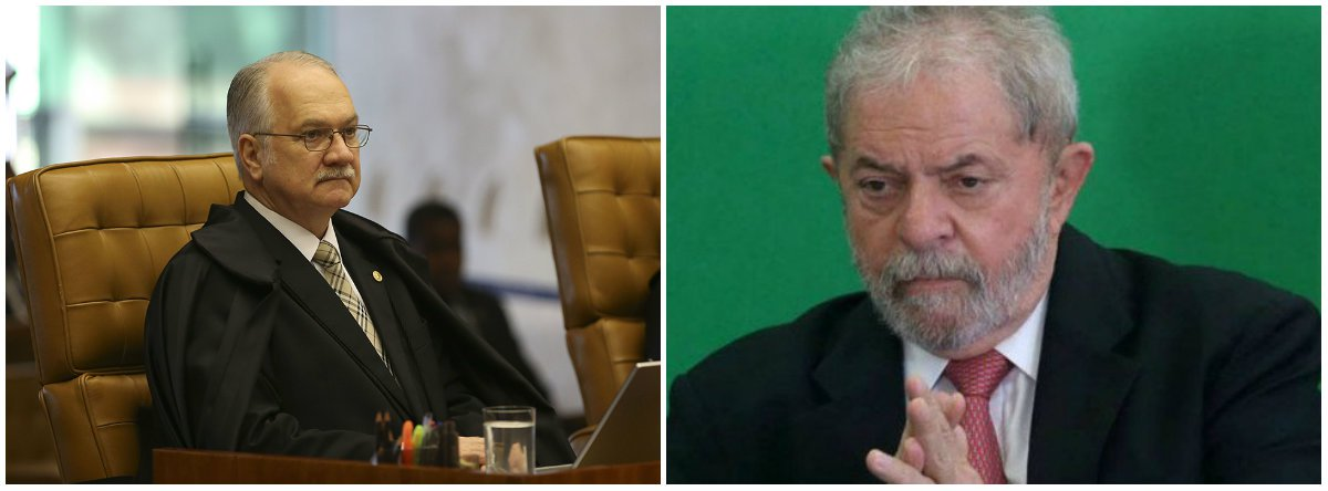 Lula ganha mais um inimigo no TSE: Fachin