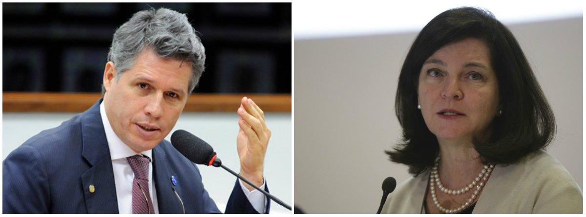 Teixeira: Raquel Dodge presta seus serviços às elites brasileiras
