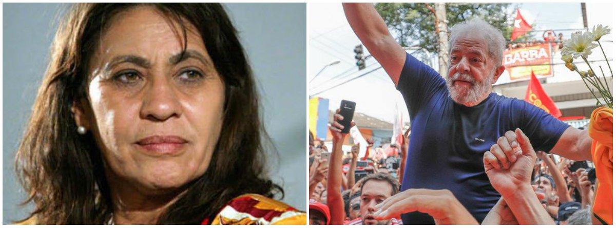 Tereza Cruvinel: agora, a lei garante Lula nos debates