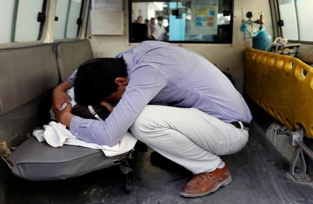 EI reivindica atentado com 34 mortos em escola em Cabul