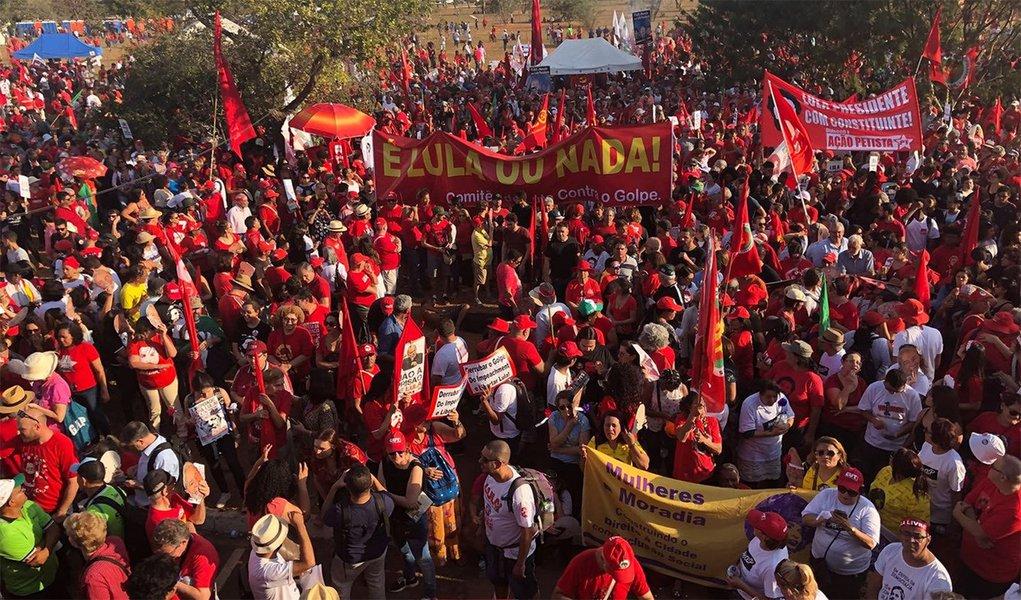 Tijolaço: como a direita faz de Lula o mártir do povão