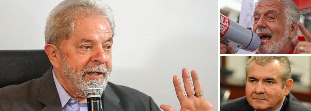 TRE-BA suspende fala de Lula em propaganda de Wagner e Coronel