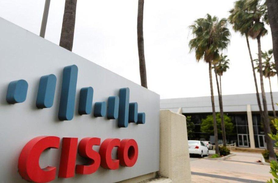 Cisco tem receita acima do esperado com aposta em segurança digital