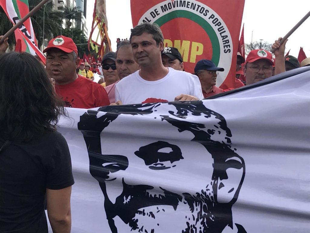 'O plano deles era outro', diz Lindbergh sobre candidatura de Lula