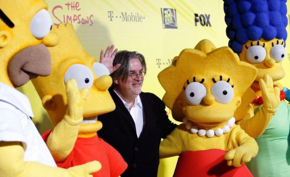 """Netflix lançará série animada do mesmo criador de """"Os Simpsons"""""""