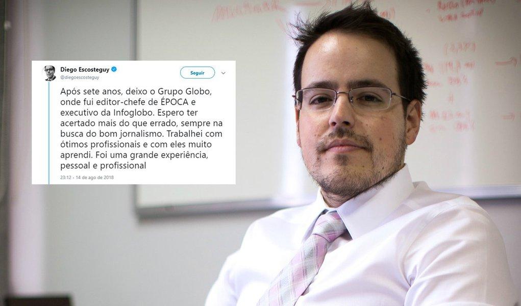 Jornalista da Globo que comemorou coercitiva de Lula nas redes é demitido