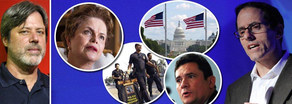 Pesquisador americano diz que EUA apoiaram golpe contra Dilma e em outros países da América Latina