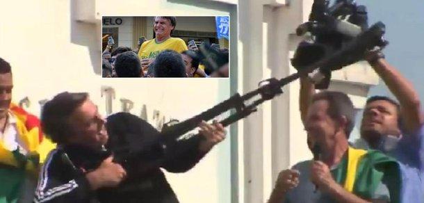 Bolsonaro recebeu ódio porque planta ódio: um raciocínio equivocado