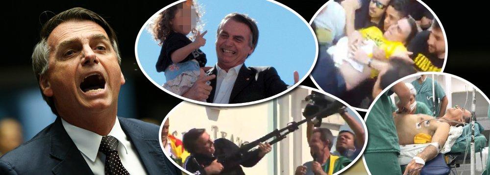 Bolsonaro, causa e efeito da barbárie