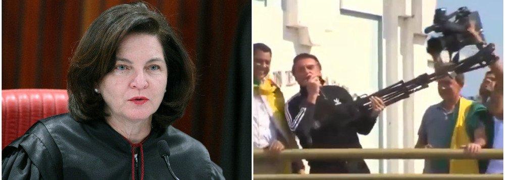 Dodge diz não ver 'crime' em ataque de Bolsonaro a petistas