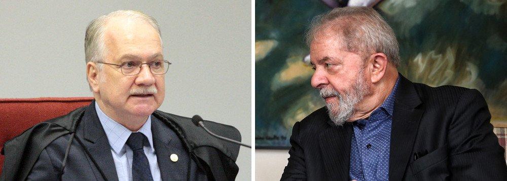 Fachin é o relator do recurso de Lula no STF. Manterá seu voto do TSE?