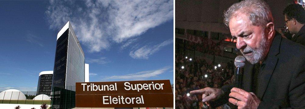 Em novo ataque, TSE suspende propaganda eleitoral de Lula no rádio