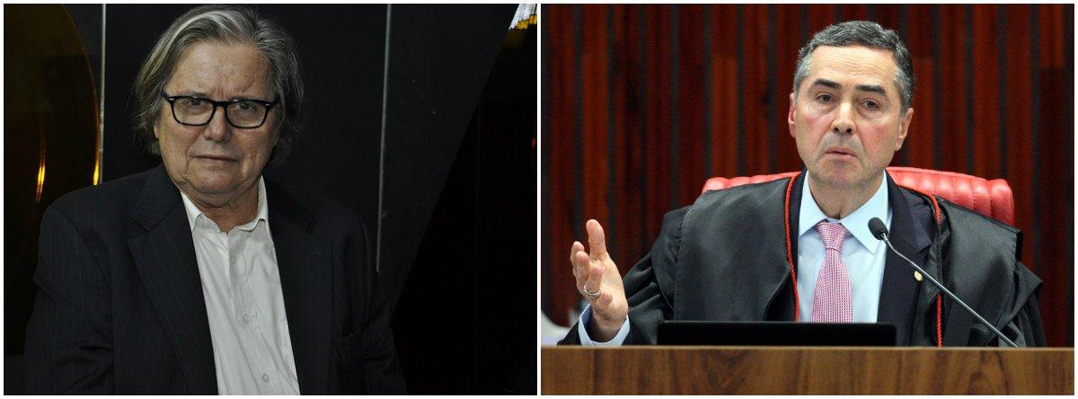 PML: quero saber o que Barroso fará com a candidatura de Bolsonaro