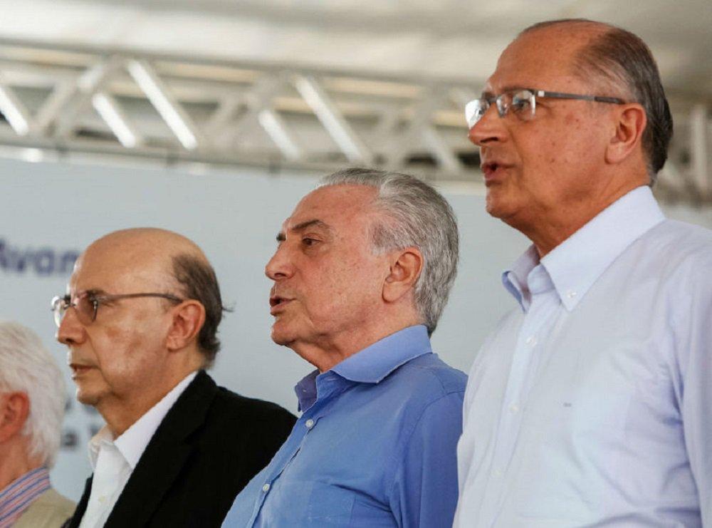 Alckmin e Meirelles têm praticamente as mesmas propostas para a economia - que são as de Temer