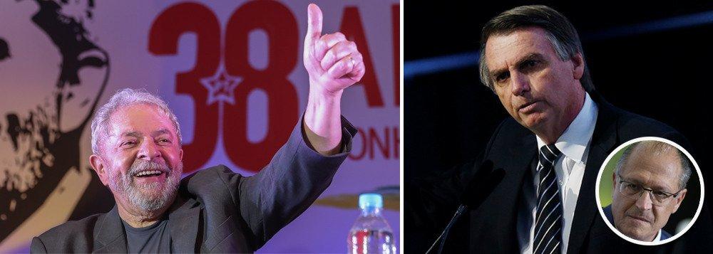 Ação do TSE exige vigorosa campanha por Lula