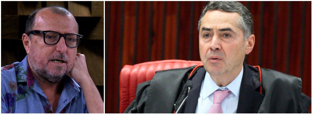 Xico Sá: Barroso foi canalha com cara de quenga
