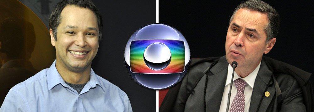 Stoppa: Barroso quer ser o novo galã da Rede Globo