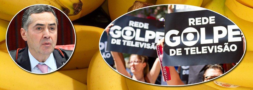 Globo aplaude o golpe do TSE contra Lula e o povo