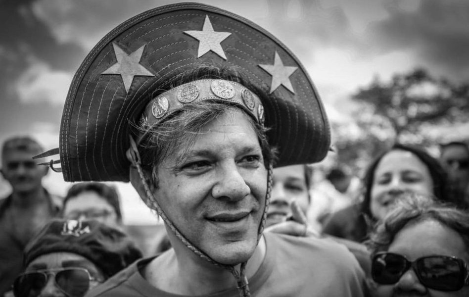 Fernando Haddad foi 'batizado' em Garanhuns